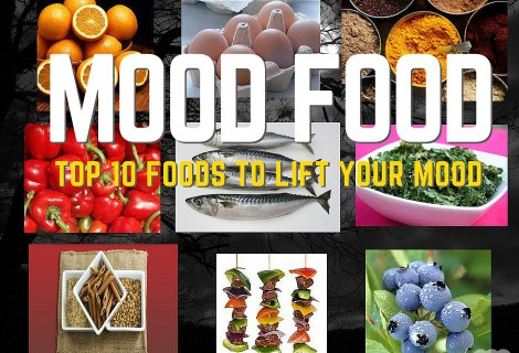 Top 10 foods to improve your mood