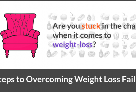 5 Steps to Overcoming Weight Loss Failure